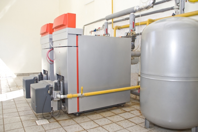 commercial boiler room | MC Services